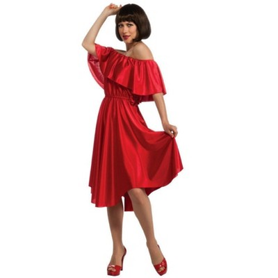 Rubies Saturday Night Fever Red Dress Adult Costume