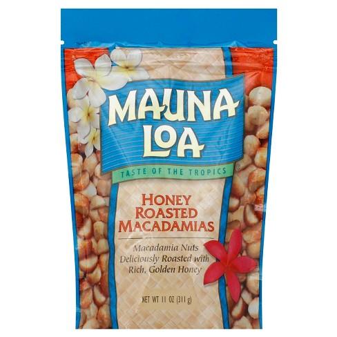 Mauna Loa Honey Roasted Macadamias - 11oz - image 1 of 1