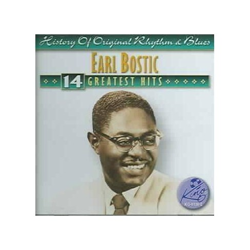 Earl Bostic - Greatest Hits (CD) - image 1 of 1