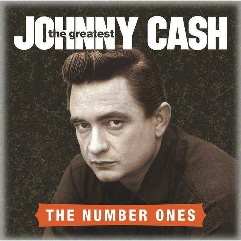 Johnny Cash - Greatest: The Number Ones (CD) - image 1 of 1