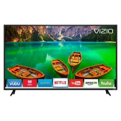 VIZIO® D-Series™ 55  54.6  Diag. 2160p 120Hz Ultra HD Full-Array LED Smart TV -D55u-D1