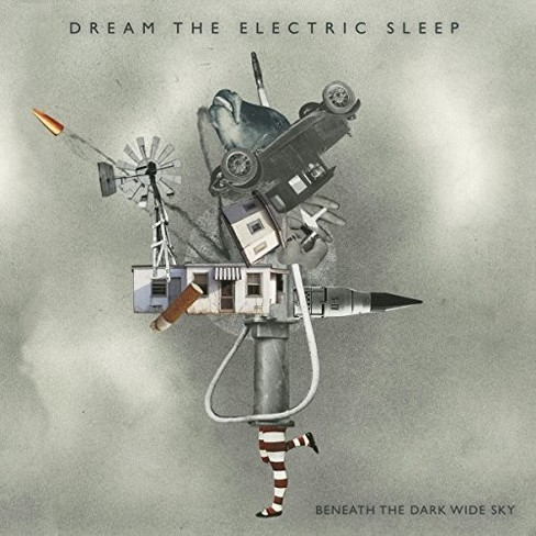 Dream the electric s - Beneath the dark wide sky (CD) - image 1 of 1