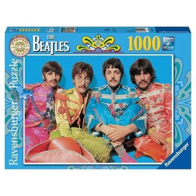 Ravensburger Beatles: Sgt. Pepper - 1000pc Puzzle
