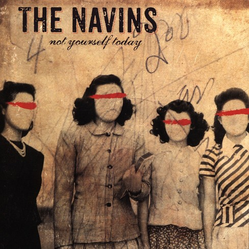 Navins - Not yourself today (CD) - image 1 of 1