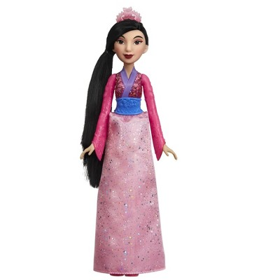 Disney Princess Royal Shimmer - Mulan Doll