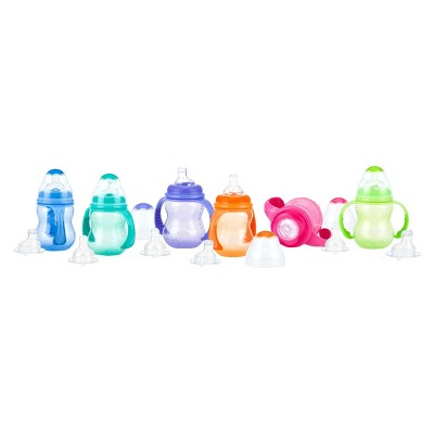 Nuby Cup 3 Stage Trainer Sippy Cup