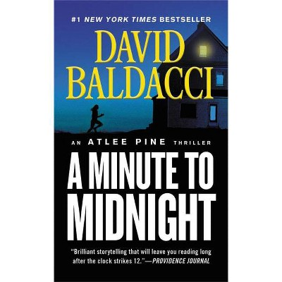 A Minute to Midnight - by David Baldacci
