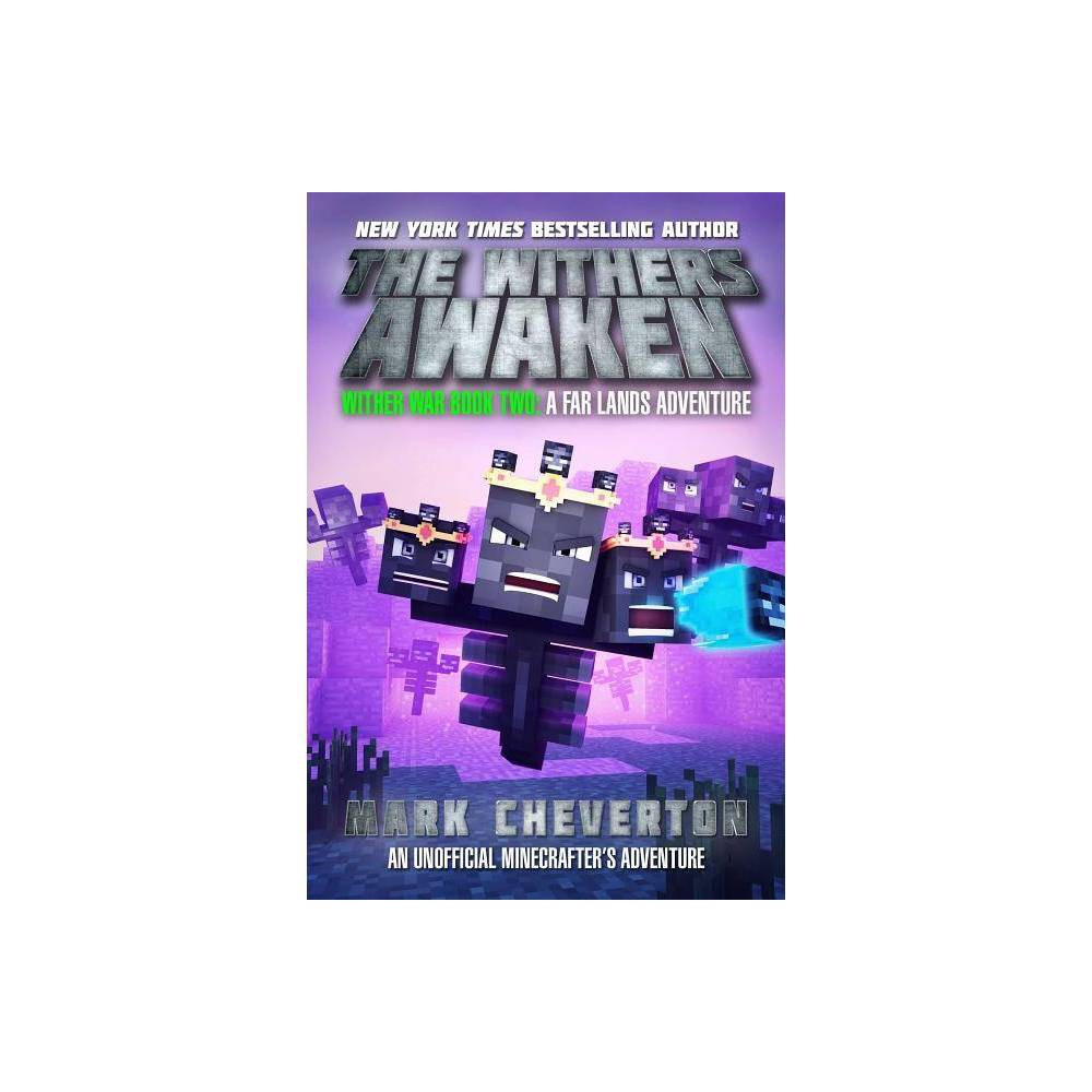 The Withers Awaken Wither War By Mark Cheverton Paperback