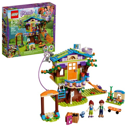 Lego Friends Mias Tree House 41335 Target
