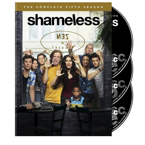 Shameless: The Complete Fifth Season (DVD) [3 Discs] - image 1 of 1