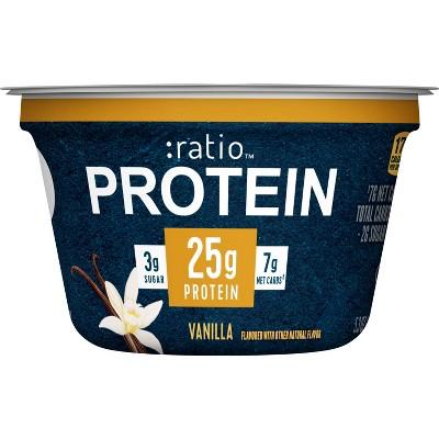:ratio PROTEIN Vanilla Greek Yogurt - 5.3oz