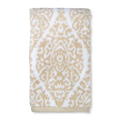 Performance Ogee Hand Towel Bare Canvas - Threshold™
