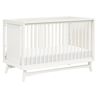Babyletto Peggy Mid-Century 3-in-1 Convertible Crib Greenguard Gold Certified