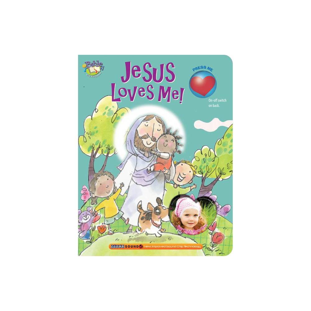 Jesus Loves Me! - (My Bible Sing Along Book) by Ron Berry (Board Book)