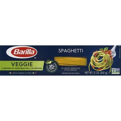 Barilla Veggie Spaghetti Pasta - 12oz