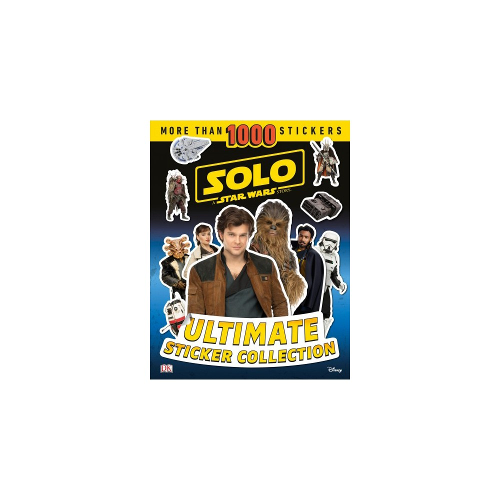 Solo : A Star Wars Story Ultimate Sticker Collection - by Beth Davies (Paperback)