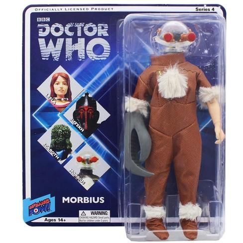 "Bif Bang Pow Doctor Who Morbius Retro Clothed 8"" Action Figure - image 1 of 2"