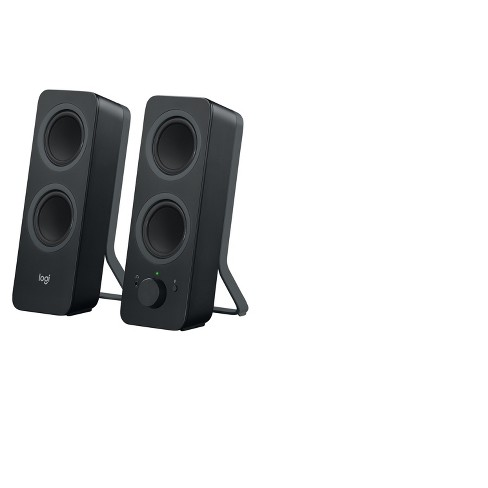 Logitech Z207 Bluetooth Speaker - Black (980-001294) - image 1 of 5