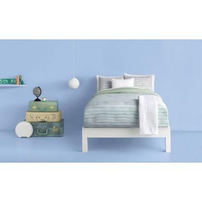 Stripe Decorative Reversible Comforter Set - Room Essentials™