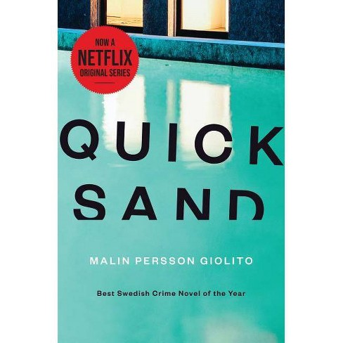 Quicksand - by  Malin Persson Giolito (Hardcover) - image 1 of 1