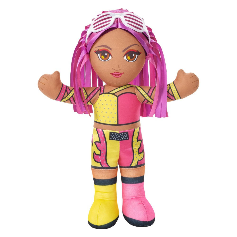 Wwe Superstars Tag Team Superstars Sasha Banks Plush