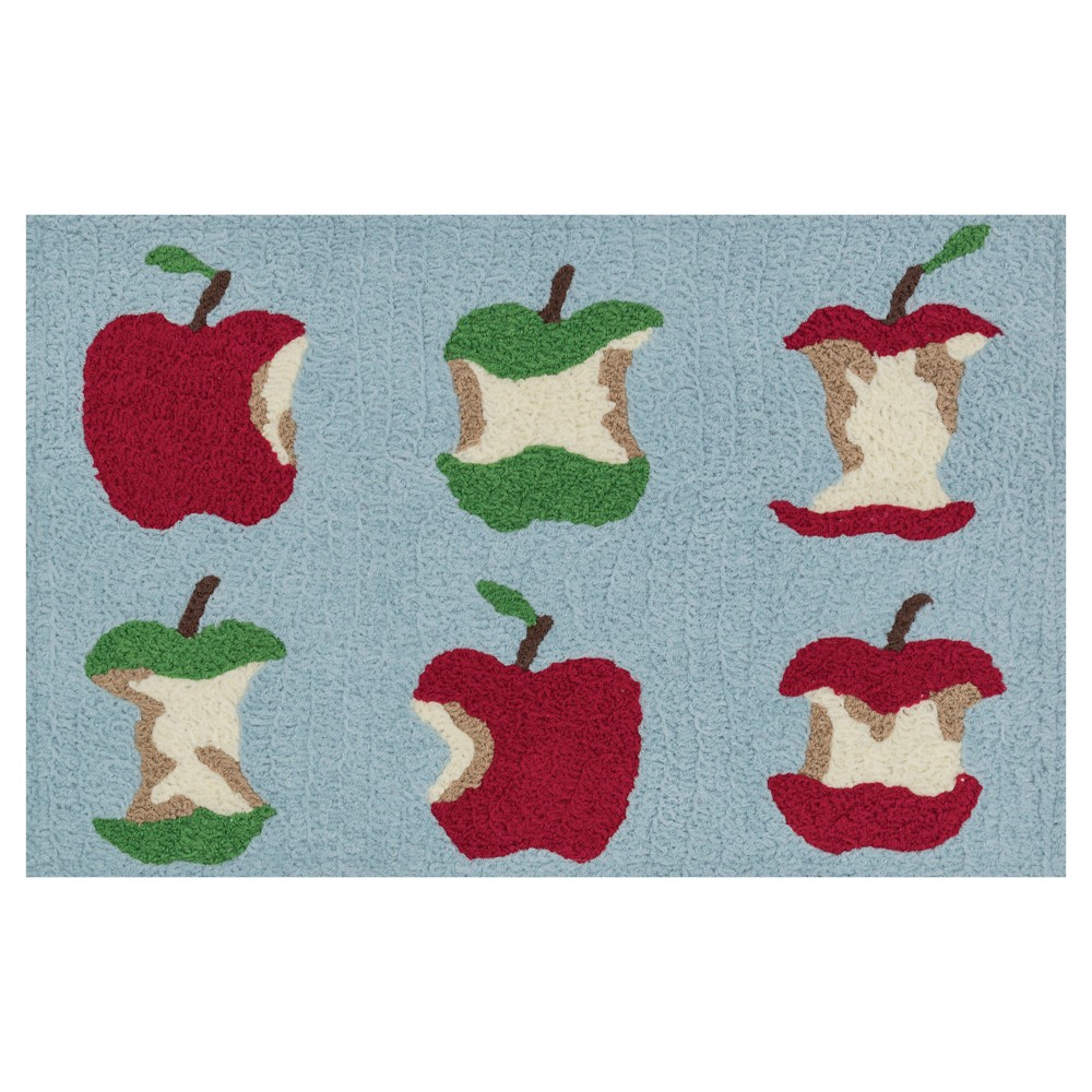 Loloi Angelou Accent Rug - Red (1'8