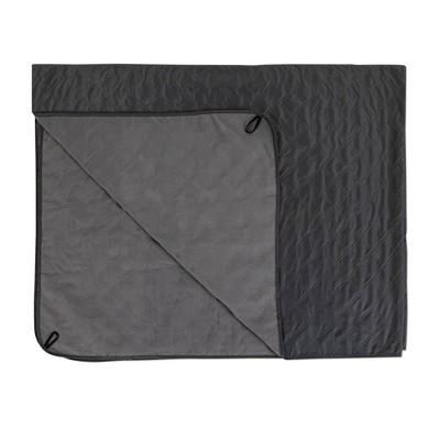 Oniva All-Purpose Machine Washable Stadium Blanket - Charcoal Gray