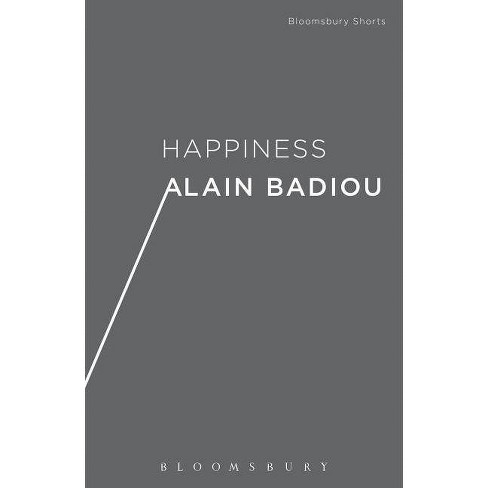 Happiness - by  Alain Badiou (Paperback) - image 1 of 1