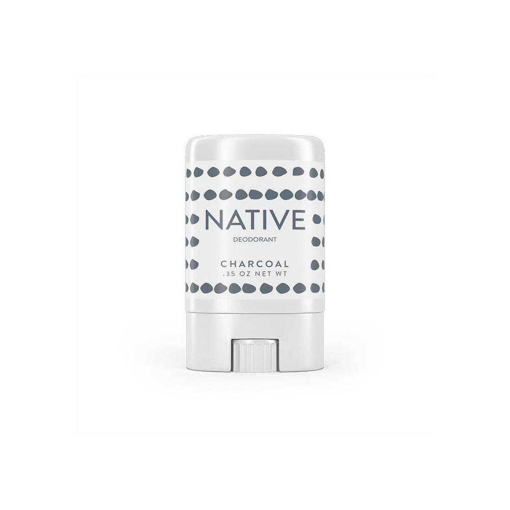 Image of Native Charcoal Mini Deodrant - 0.35oz