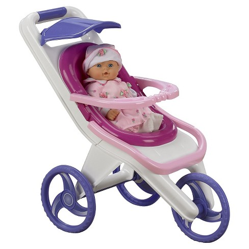 3-In-1 Stroller by American Plastic Toys - image 1 of 4