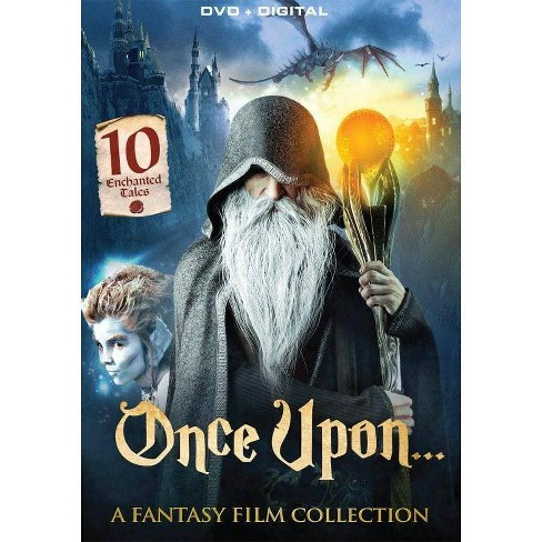Once Upon... 10 Fantasy Film Collection (DVD) - image 1 of 1