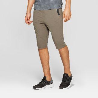 Men's Cropped Pants - C9 Champion® Harbor Stone Brown XL
