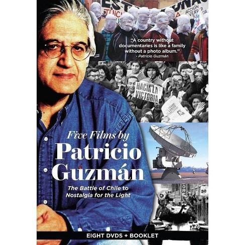 Five Films by Patricio Guzman (DVD) - image 1 of 1