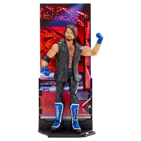 WWE Elite Collection AJ Styles Action Figure - Series # 47A - image 1 of 5