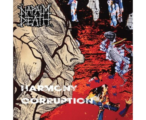 Napalm Death - Harmony Corruption (Vinyl) - image 1 of 1