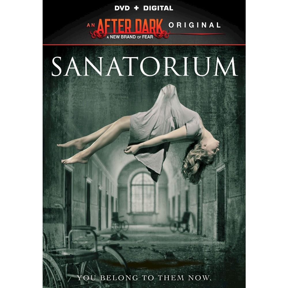 After Dark Originals:Sanatorium (Dvd)