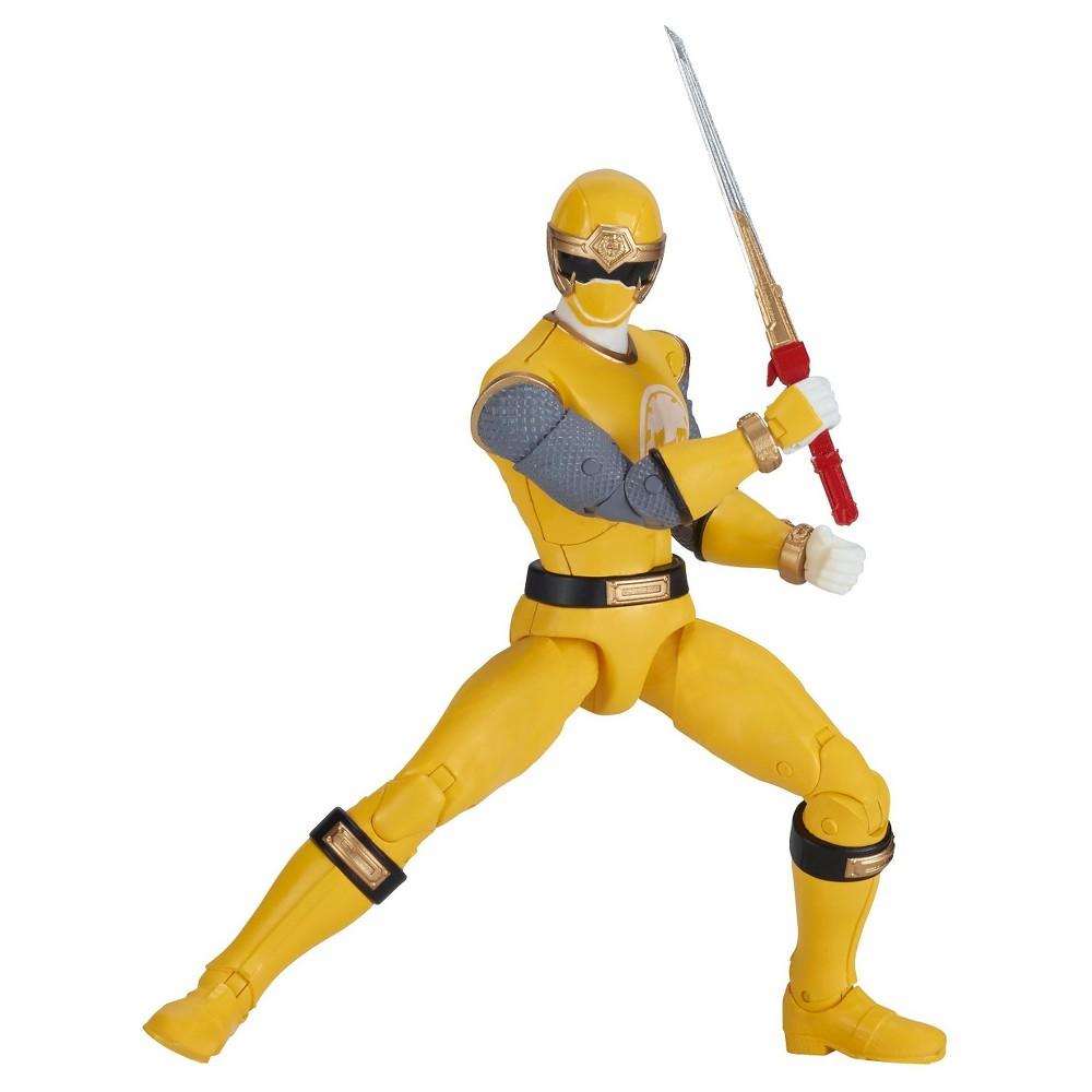 Power Rangers Legacy - Ninja Storm Yellow Ranger
