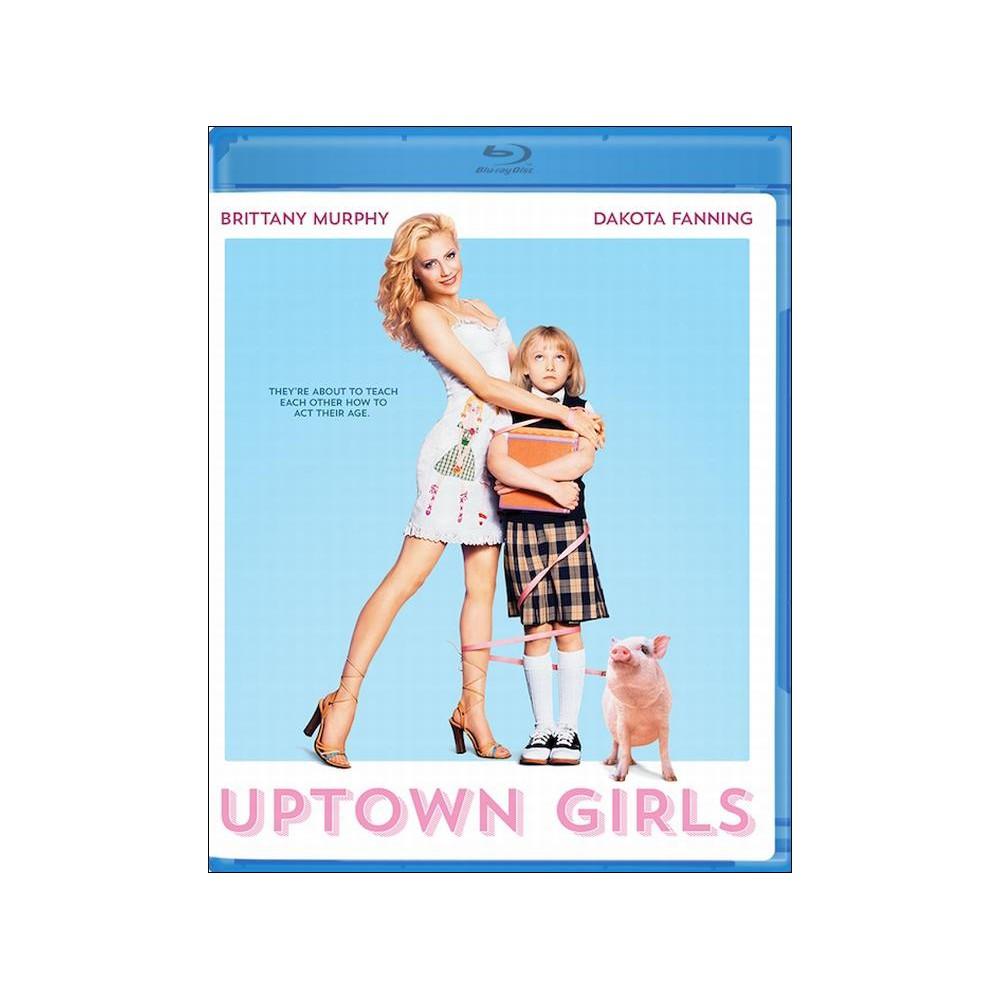 Uptown Girls (Blu-ray), Movies