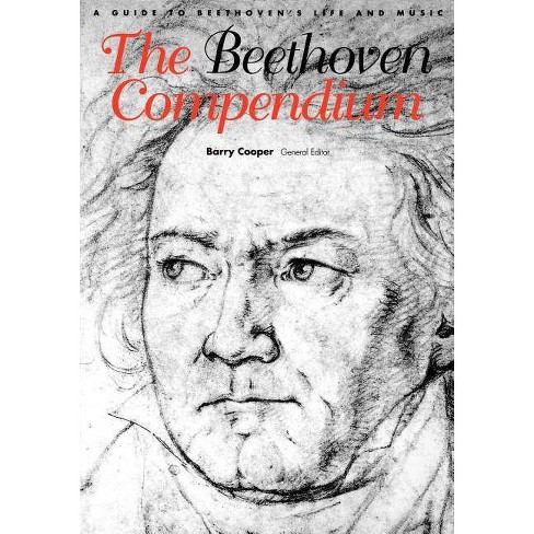 The Beethoven Compendium - by  Barry Cooper (Paperback) - image 1 of 1