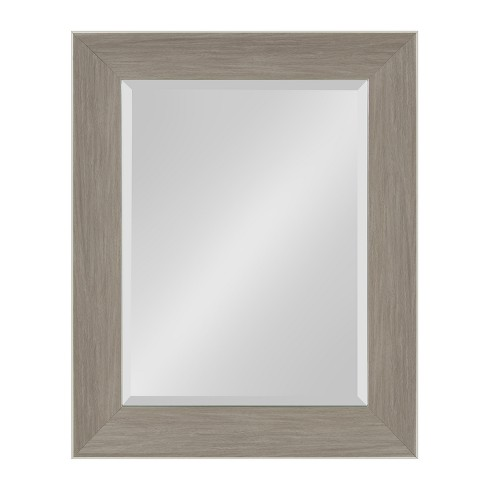Kate and Laurel Tahoe Framed Beveled Wall Mirror - image 1 of 5