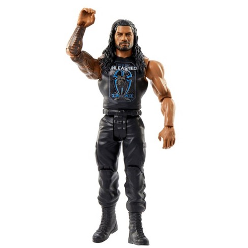 Roman Reigns WWE Mattel Basic Series 86 Brand New Action Figure Toy