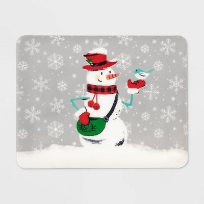Snowman Polypro Placemat - Wondershop™