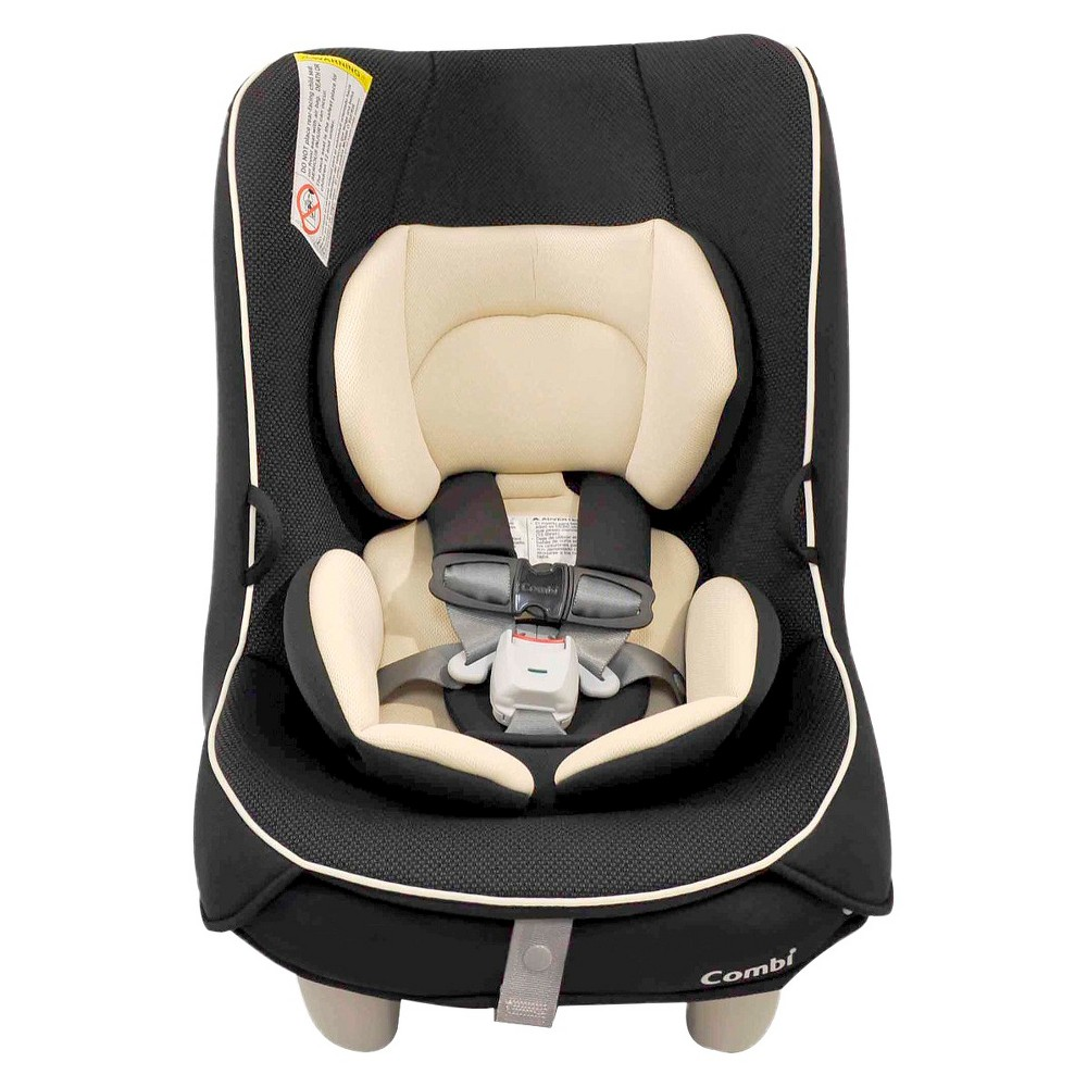 Combi Coccoro Convertible Car Seat, Licorice, Black