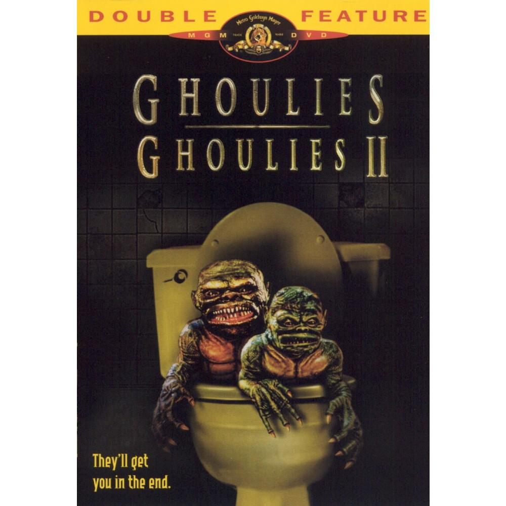 Ghoulies/Ghoulies Ii (Dvd)