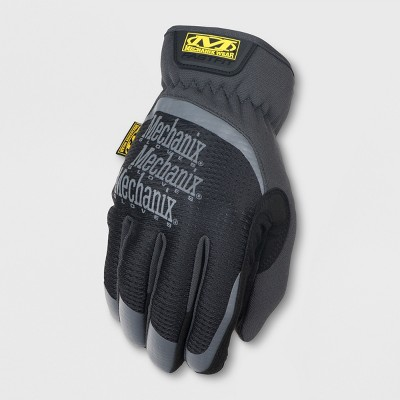 FastFit Gardening Gloves Black - Mechanix Wear