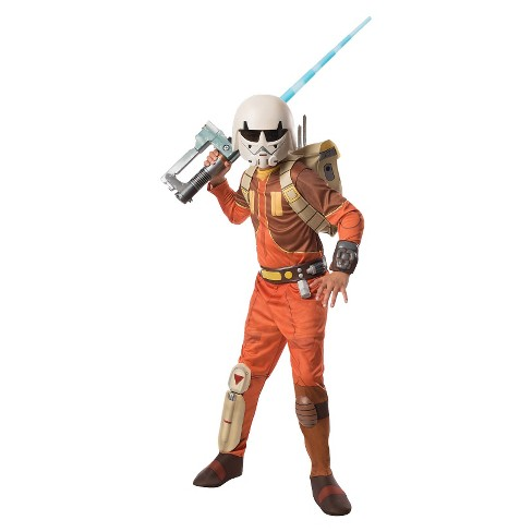 Star Wars Ezra Rebels Kids' Costume - image 1 of 1