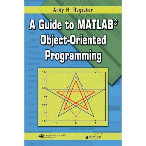 A Guide to Matlaba Object-Oriented Programming - (Computing and Networks) by  Andy H Register - image 1 of 1