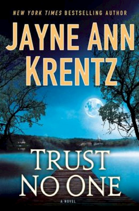 Trust No One (Hardcover) - image 1 of 1