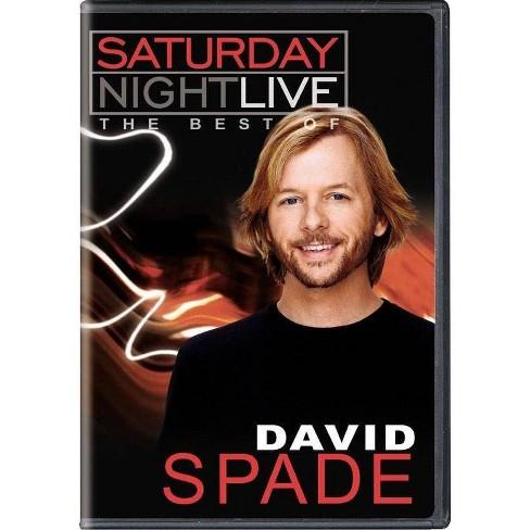 Snl: The Best Of David Spade (DVD) - image 1 of 1