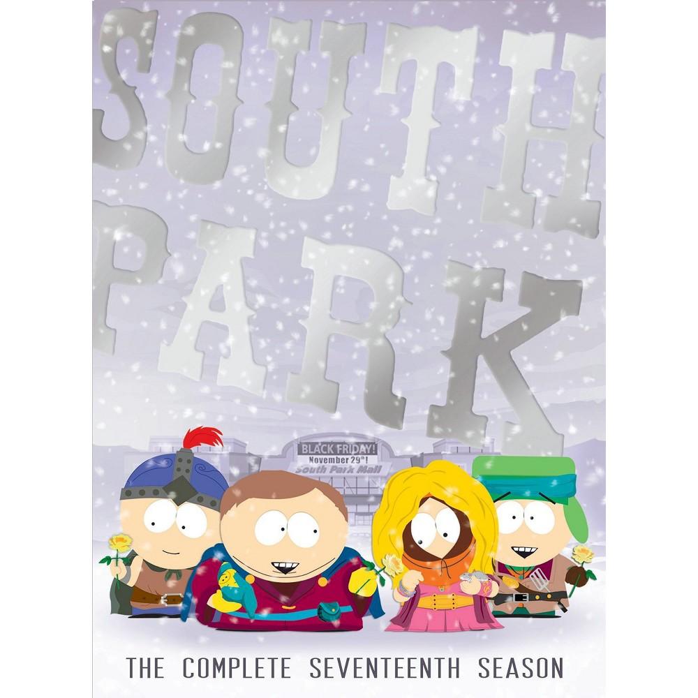 South Park: The Complete Seventeeth Season (2 Discs) (DVD) Price